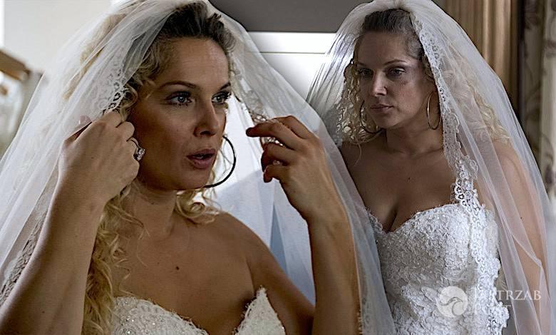 Joanna Liszowska w sukni ślubnej, Przyjaciółki