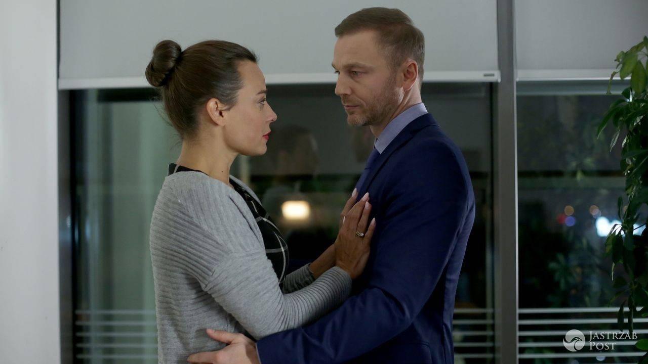 Magda i Andrzej w M jak miłość