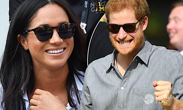 Meghan Markle i książę Harry planują ślub