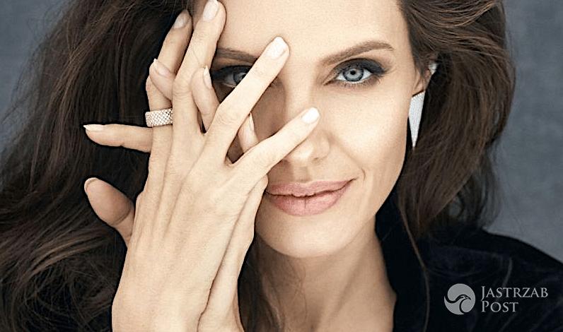 Angelina Jolie People sesja