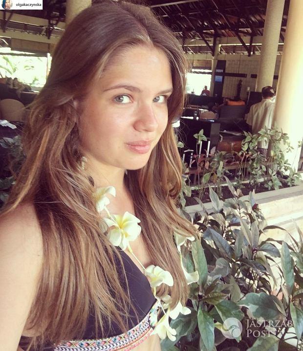 Olga Kaczyńska z