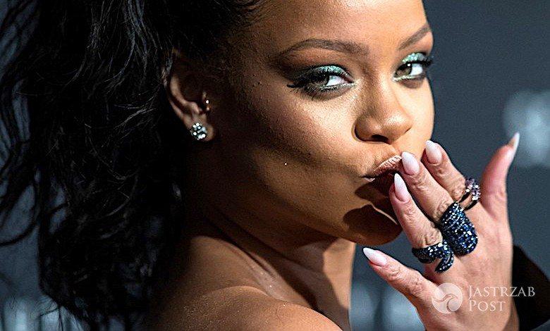 Rihanna wpadka