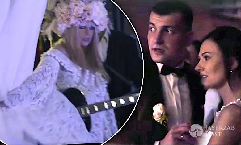 Maryla Rodowicz na weselu