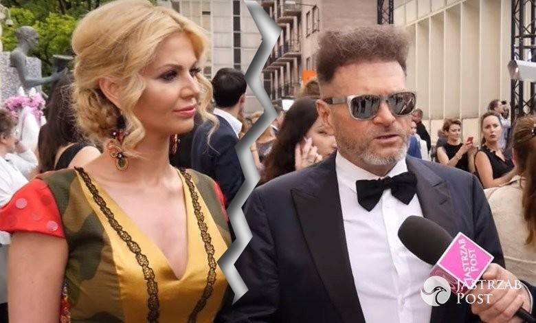 Krzysztof Rutkowski rozstaje się z Mają Plich