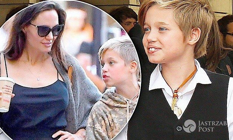 Siloh Jolie-Pitt, córka Angeliny i Brada