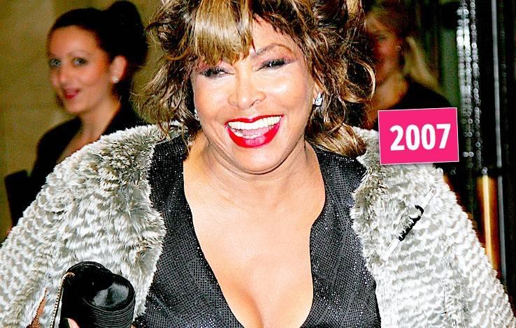 Tina Turner dzisiaj