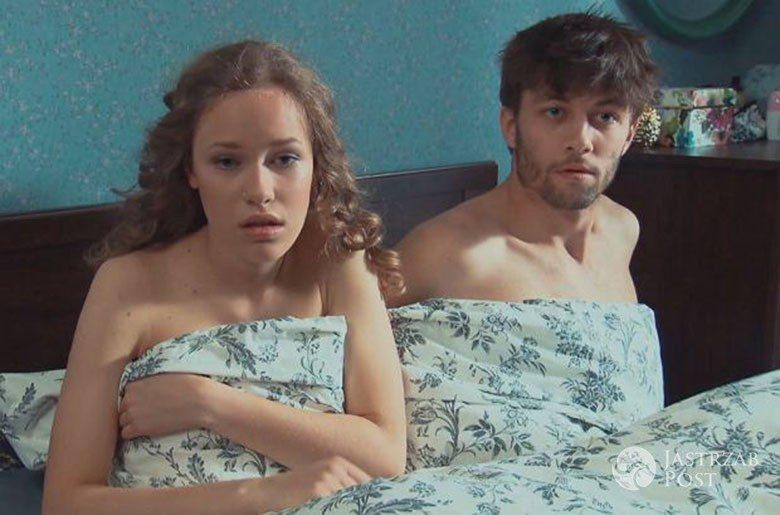 Helena Englert zagra sceny seksu w Barwach Szczęścia