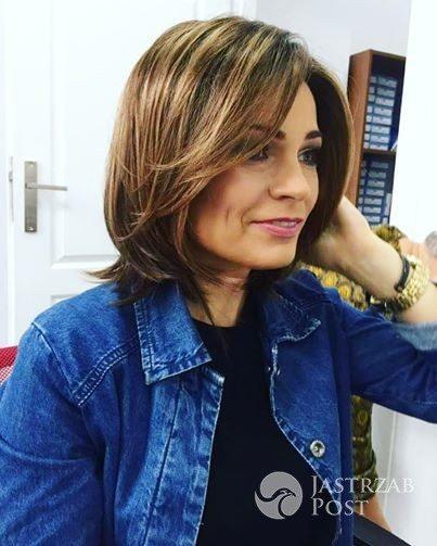 Joanna Górska straciła włosy po chemi i pokazała się w peruce