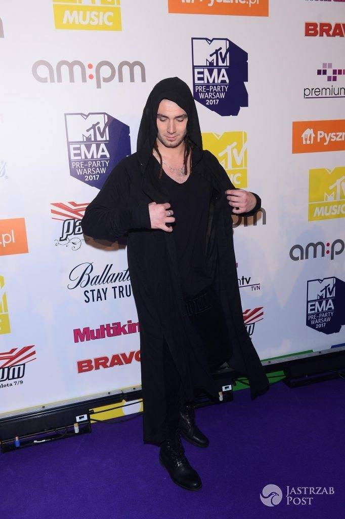Kamil Bednarek - MTV EMA pre-Party 2017