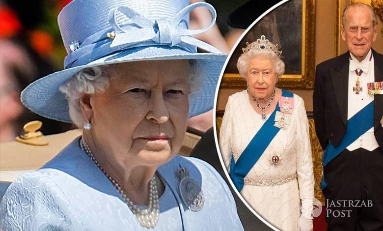 Królowa Elżbieta odsuwa się od publicznych obowiązków