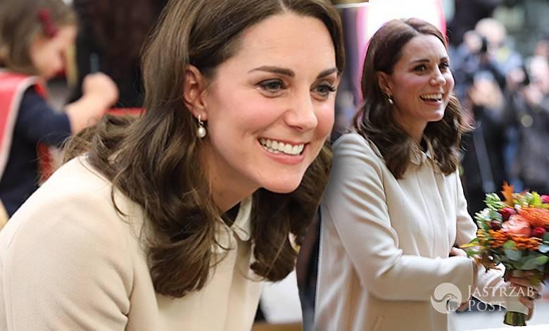 Księżna Kate na spotkaniu z dziećmi w Hornsey Road Children's Centre