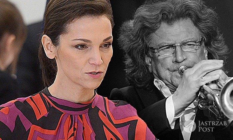 Olga Bończyk ma żal do rodziny Zbigniewa Wodeckiego