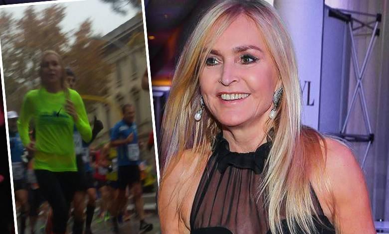 Monika Olejnik wzięła udział w Firenze Marathon