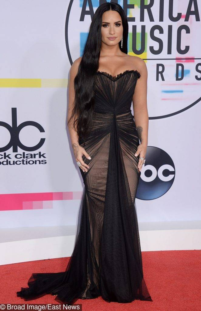 American Music Awards 2017 - Demi Lovato