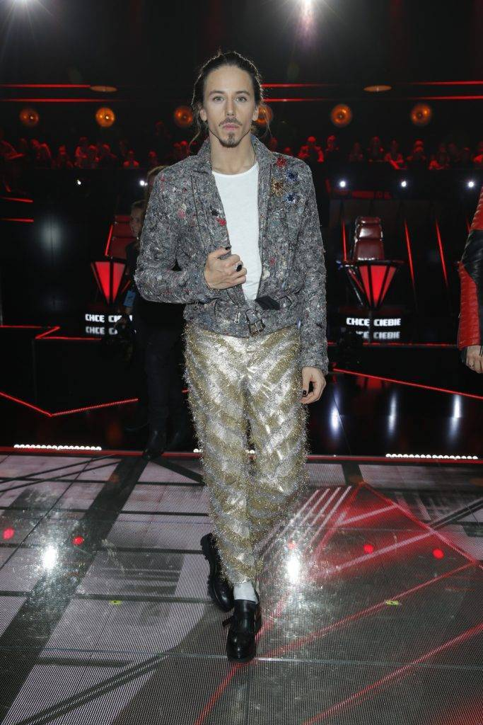Michał Szpak - The Voice of Poland 8