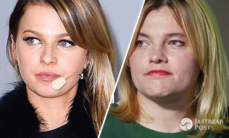 Ania Dąbrowska chce schudnąć