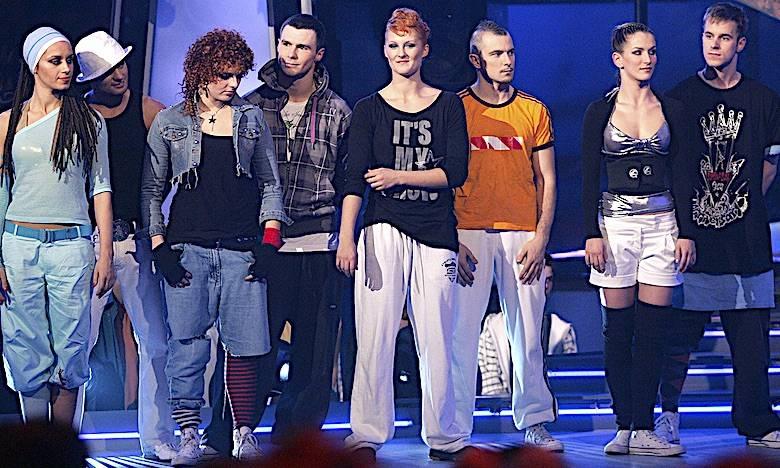 Anna Bosak, You Can Dance, uczestnicy