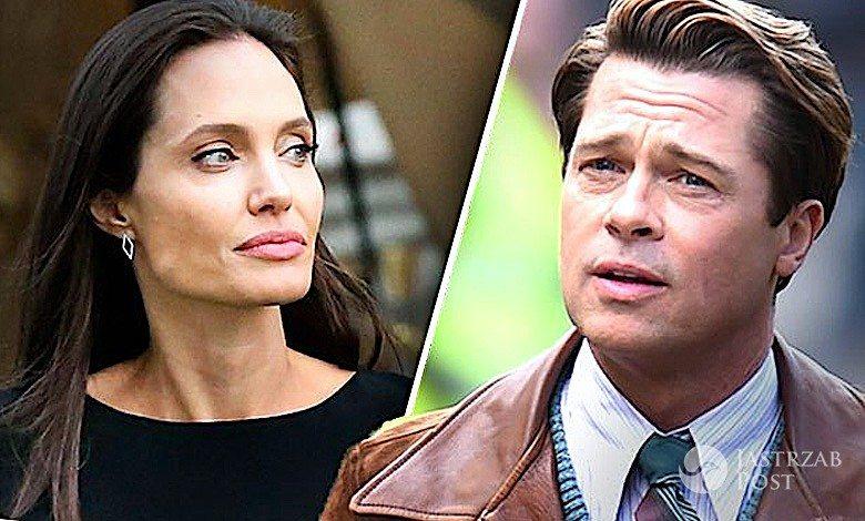 Brad Pitt oskarża Angelinę Jolie