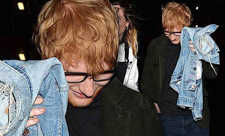 Ed Sheeran, dziewczyna