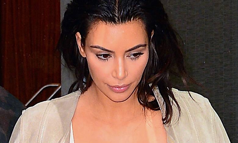 Kim Kardashian surogatka