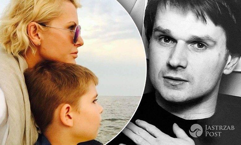 Joanna Racewicz wspomina zmarłego mężą