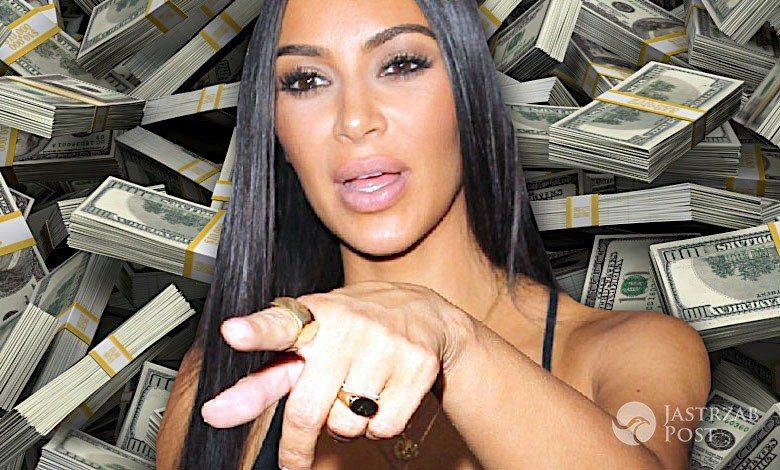 Kim Kardashian pieniądze