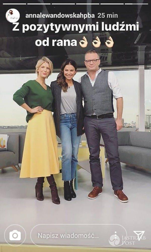 Anna Lewandowska w studiu DDTVN opowiedziała o przyszłości Klary