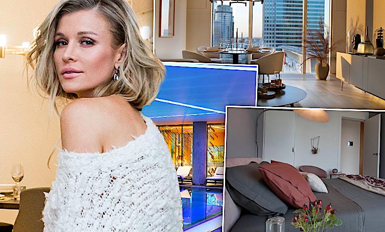 Joanna Krupa apartament w Polsce
