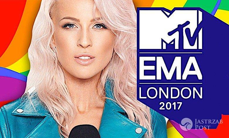 Lady Nina MTV EMA Nina Cieślińska