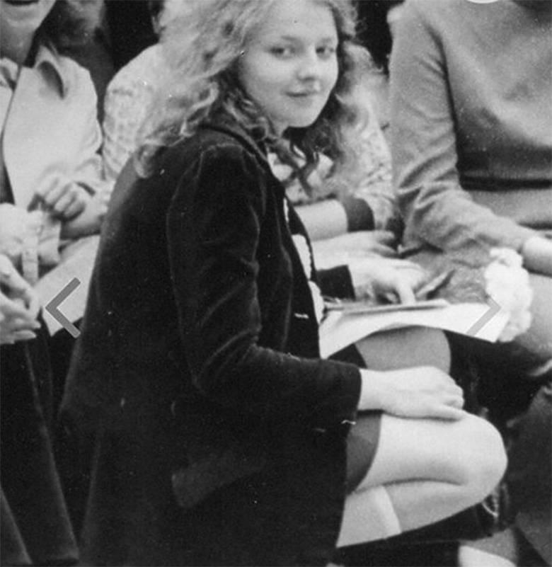 Magda Gessler pokazała zdjęcie z liceum