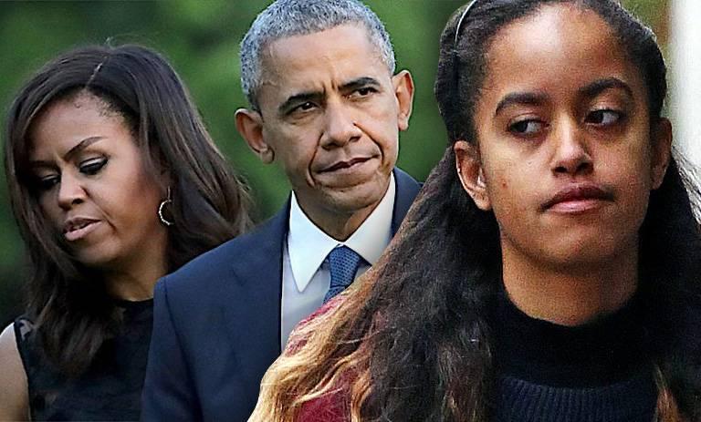 Malia Obama, córka Baracka i Michelle
