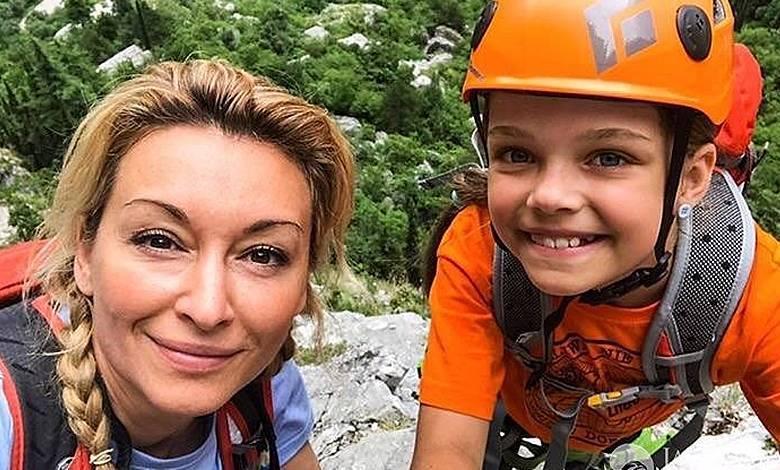 Martyna Wojciechowska z córką w reklamie