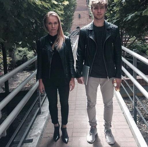 Maciej Musiał pokazał się ze swoją piękną mamą