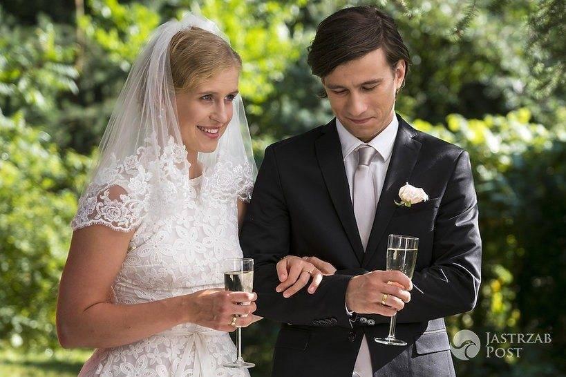 M jak miłość - odcinek 1332 - ślub Natalki i Franka