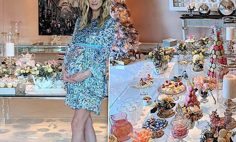 Nicky Hilton baby shower