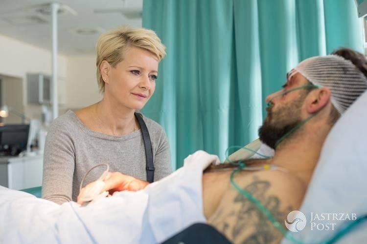 Druga szansa odcinek 10: Marczak zostanie brutalnie pobity i trafi do szpitala
