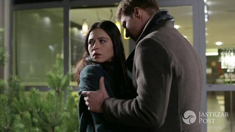 M jak miłość- odcinek 1329: Iza rodzi! Marcin przyjedzie do szpitala