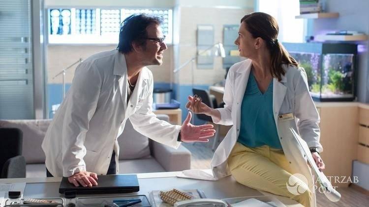 Na dobre i na złe - odcinek 685: Lena i Witek uprawiają seks w szpitalu
