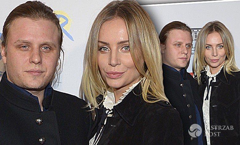 Agnieszka Woźniak-Starak z mężem Piotrem - Listy do M. 3, premiera filmu