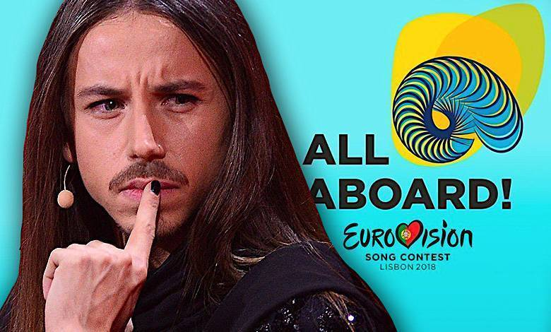Michał Szpak Eurowizja 2018 Don't Poison Your Heart