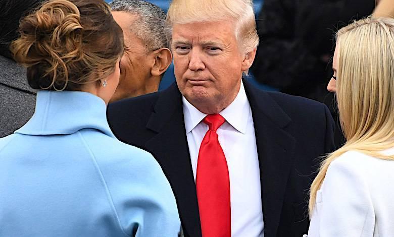 Donald Trump samotne święta