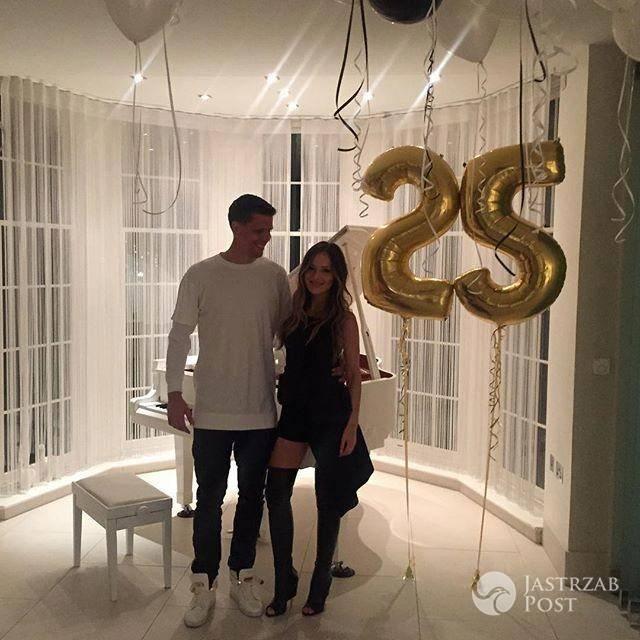 Jak mieszkają Marina Łuczenko i Wojciech Szczęsny
