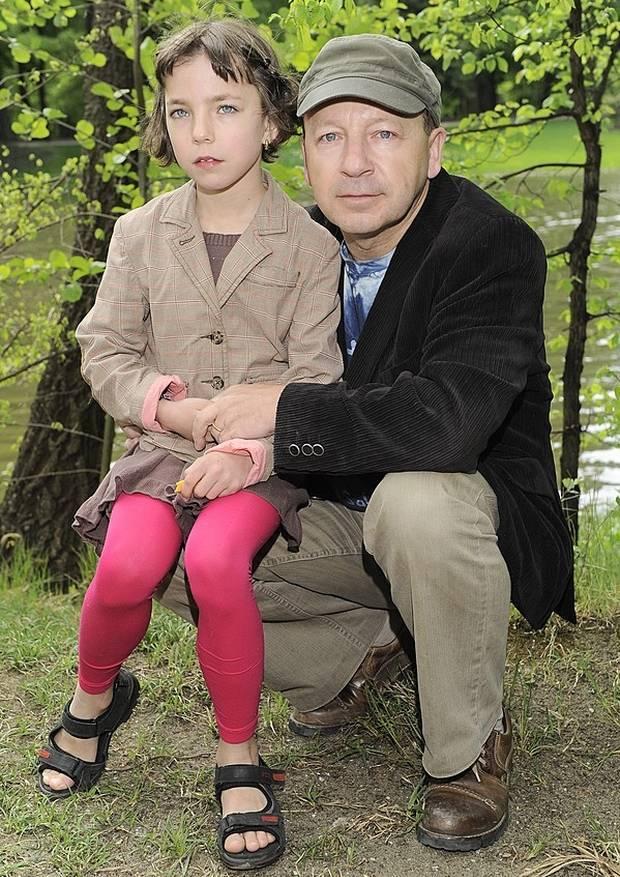 Zbigniew Zamachowski chce pogodzić się ze swoimi córkami