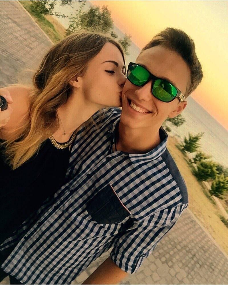 Karolina Małysz z chłopakiem fot. Instagram