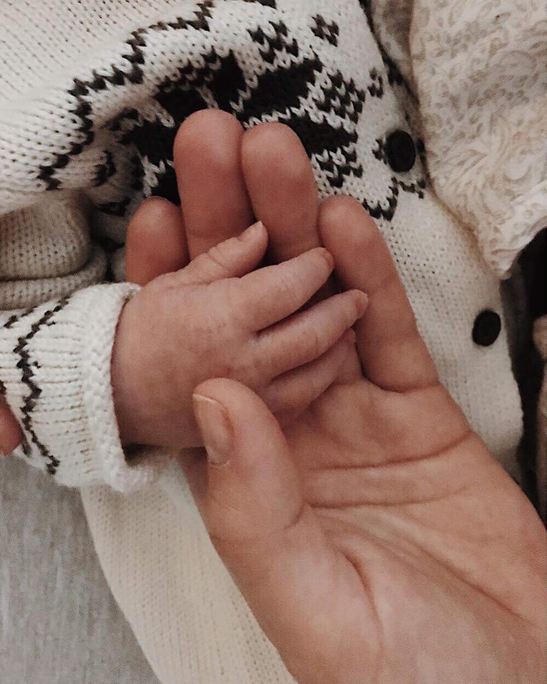 Katarzyna Zielińska urodziła synka!
