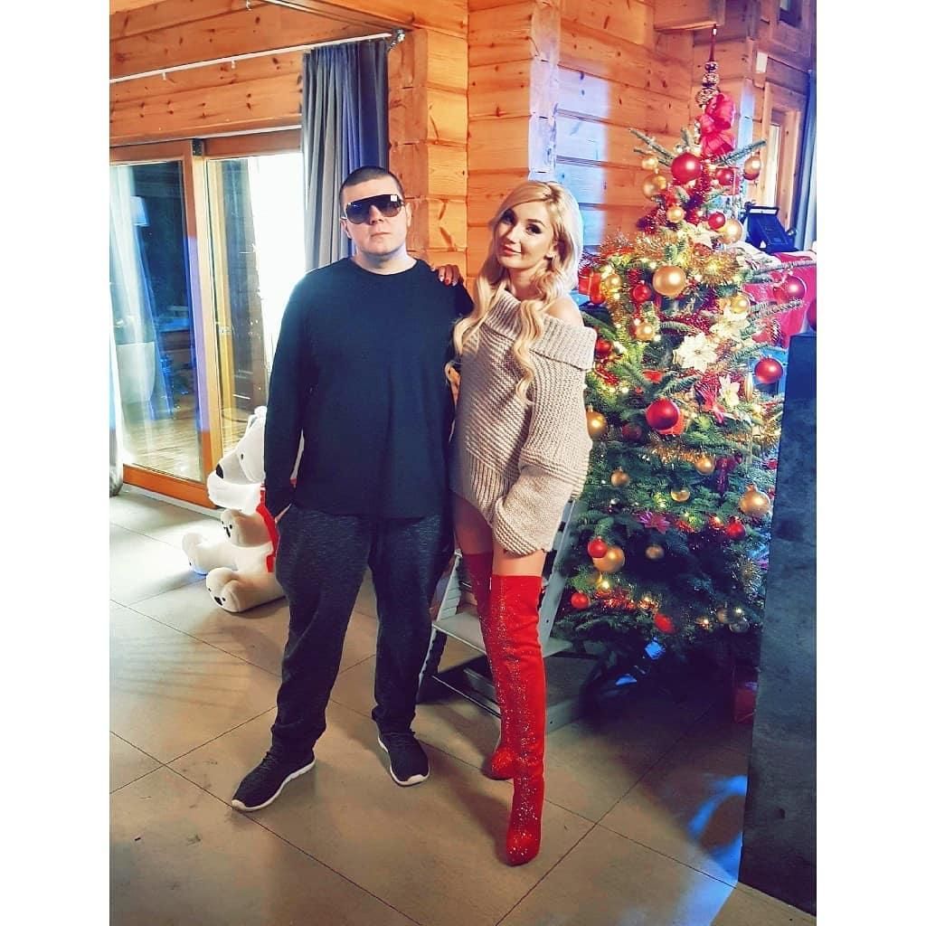 Cleo i Donatan - święta Bożego Narodzenia u polskich gwiazd 2017