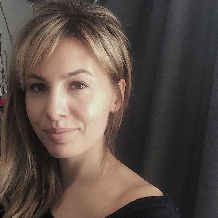 Agnieszka Hyży bez makijażu