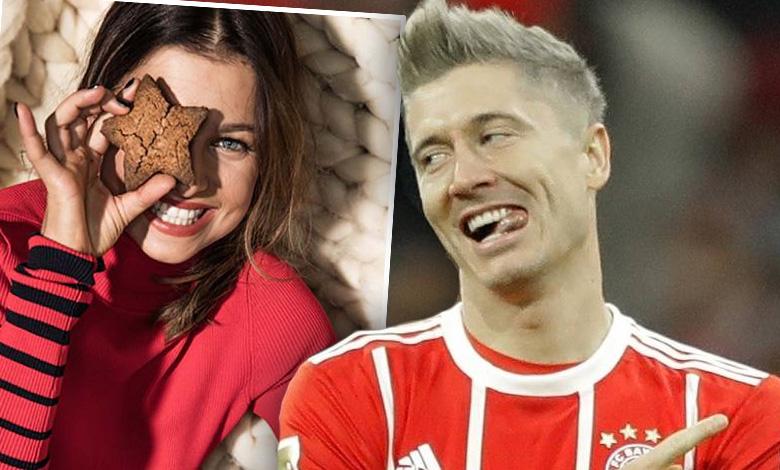 Anna Lewandowska była niegrzeczna w tym roku?