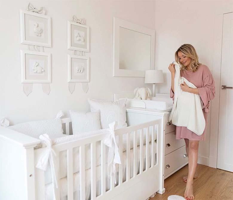 Anna Dec pokazała pokój dziecka