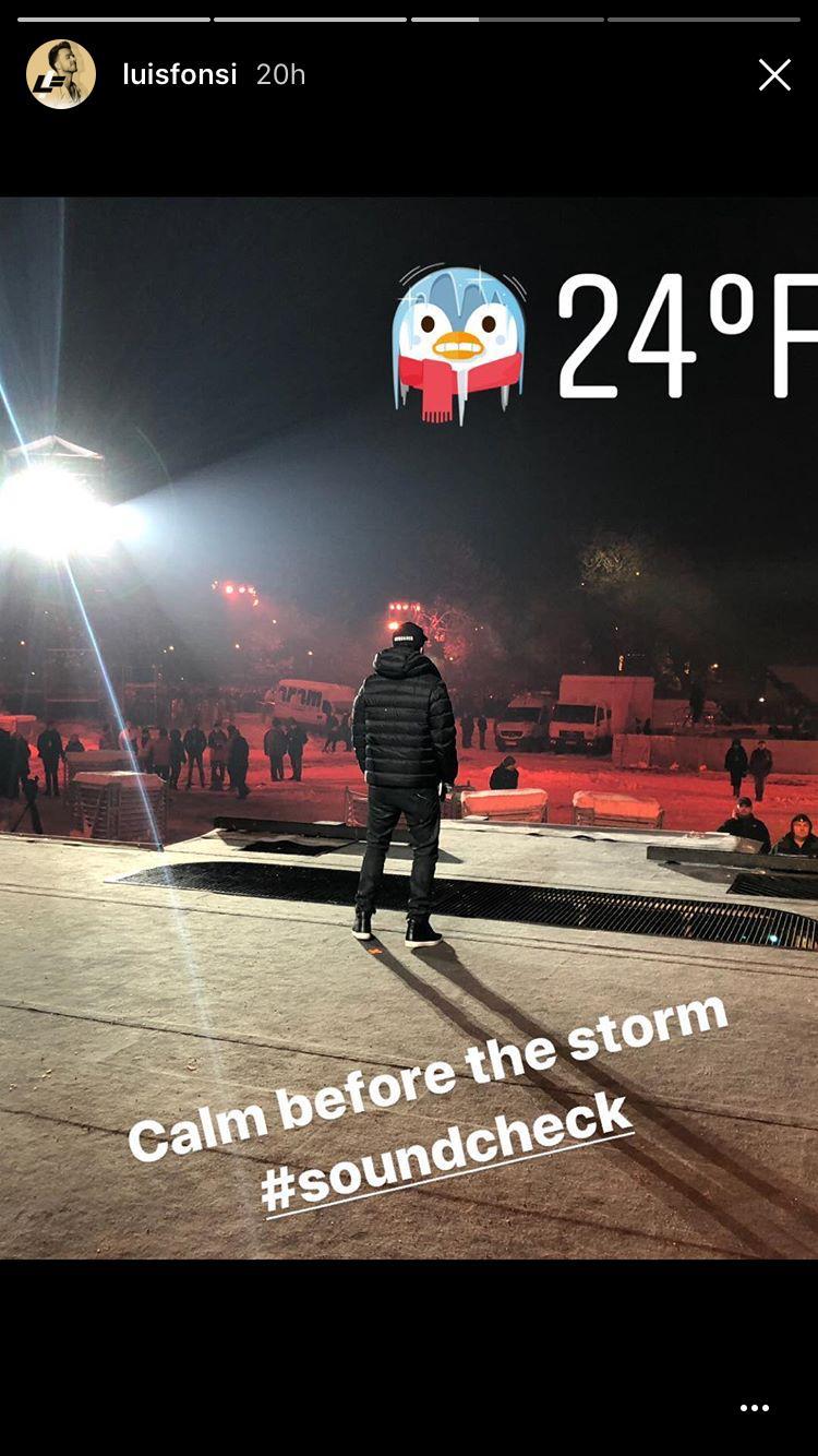 """Luis Fonsi jest już po próbie w Zakopanem! Wkleił pierwszą fotkę, ucałował Marylę i strzelił sobie zimne piwko pod Giewontem! Jest więc gotowy na góralski """"Sylwester marzeń""""! zdjecie 1"""